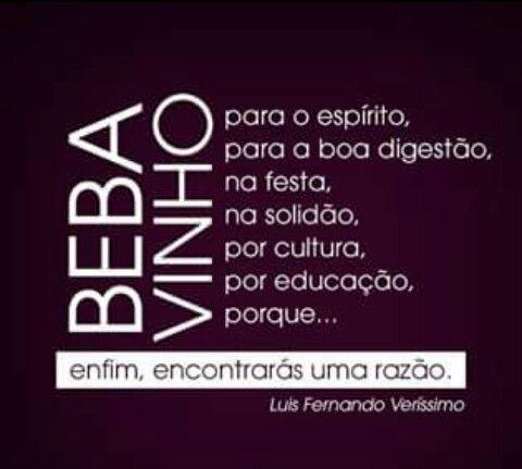 #Vinho & #Veríssimo