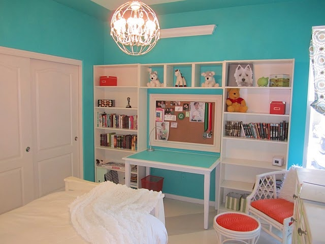 1000+ Ideas About Turquoise Girls Bedrooms On Pinterest