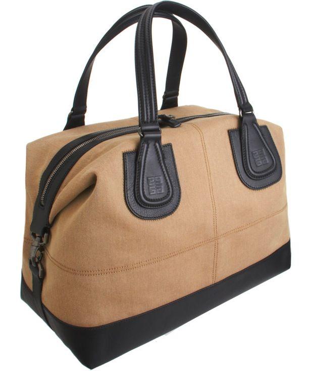 Givenchy Men's Nightingale Boston Duffel Bag