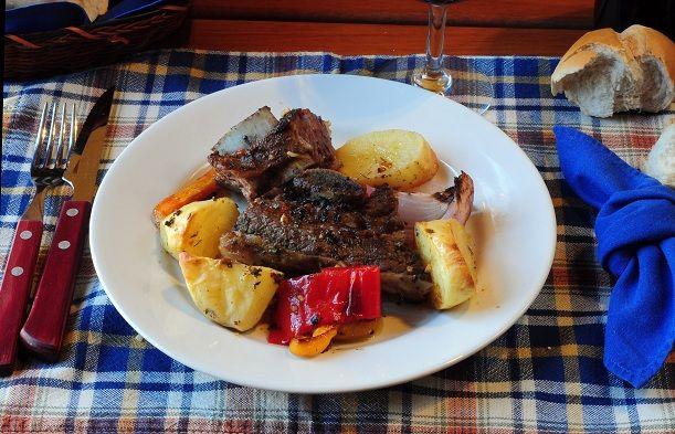 El asado al horno que hacía mi tia Lila - Blogs lanacion.com