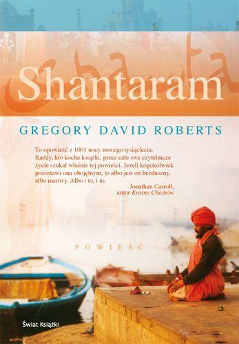 #shantaram to absolutny nr.1 w kategorii: podróżnicze