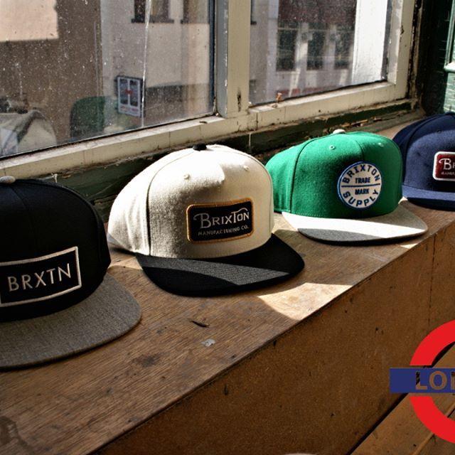 Vette nieuwe Brixton caps, Welke kleur vind jij het vetst? Nu net nieuw verkrijgbaar in de winkel en binnenkort ook op www.londonshop.nl #londonmode #fashion #girls #boys #girlswear #menswear #amazing #brixton