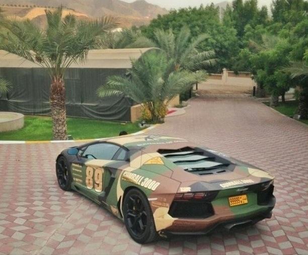 Porsche 911 Beautiful Shot Of A Camo Lamborghini Aventador Lamborghini  Super Car Rainbow!