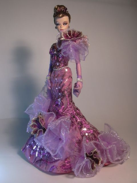 132 best Barbie Ball Gown images on Pinterest | Barbie dress ...