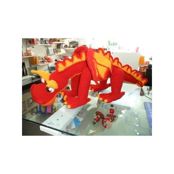 Dragon Rojo Amigurumi : 17 Best images about amigurumi on Pinterest Stitches ...