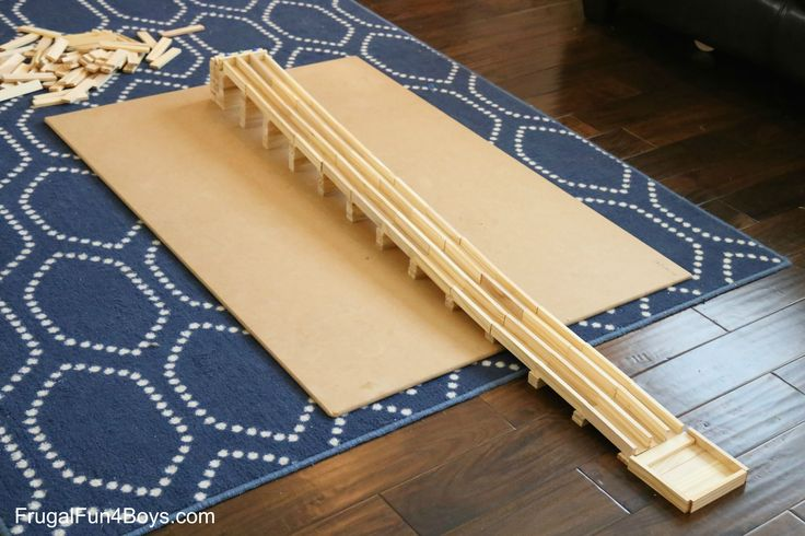 Five Engineering Challenges with KEVA Planks
