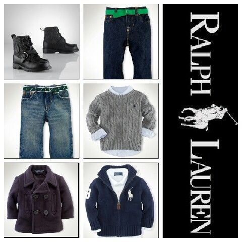 Winter clothes for baby boys