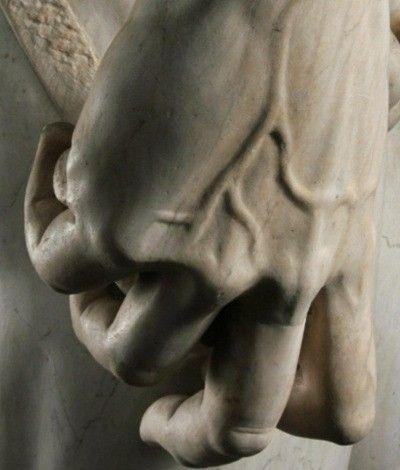 Hand details