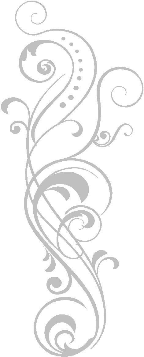 Vinyl Lettering Decal Refrigerator Flourish by SayItWithStyle
