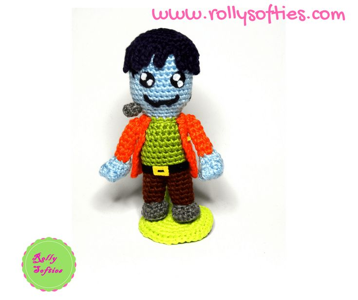 366 best halloween images on Pinterest | Patrones amigurumi ...