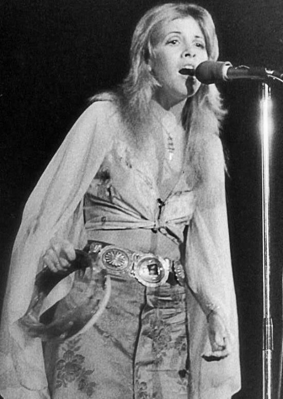 Sexy Women Of Rock: Stevie Nicks | FeelNumb.com