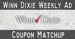 Winn Dixie Weekly Ad Coupon Match Ups (2/11 – 2/17) Winn Dixie Weekly Ad Deals with lots of coupons this week!  Major Savings on BOGO Deals aand more!