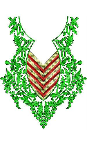 Algeria Women | Designer Clothing Embroidery Design