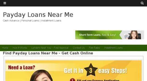 Personal Loan Companies Near Me