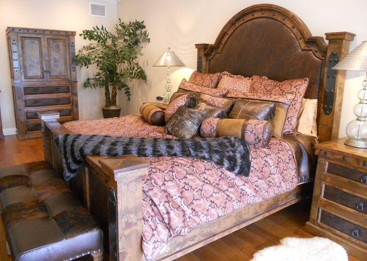 11 best Western Bedroom Furniture images on Pinterest