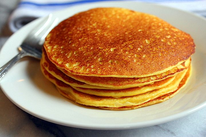 Cottage Cheese Pancakes (Low-Carb!)
