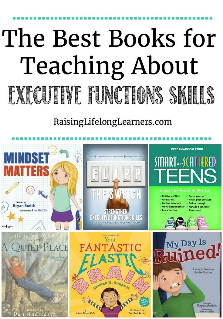 The Best Books For Teaching About Executive Functions Skills Teaching Executive Functioning Teaching Executive Functioning Skills Executive Functioning Skills
