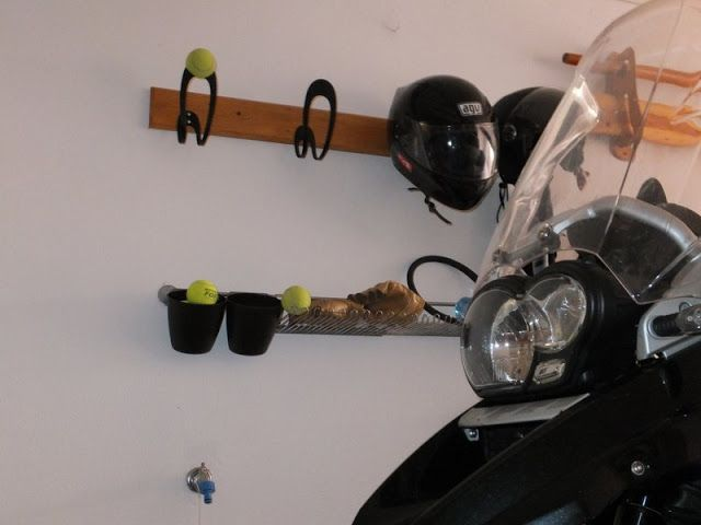 1000 Images About House Bike Helmet Storage Ideas On
