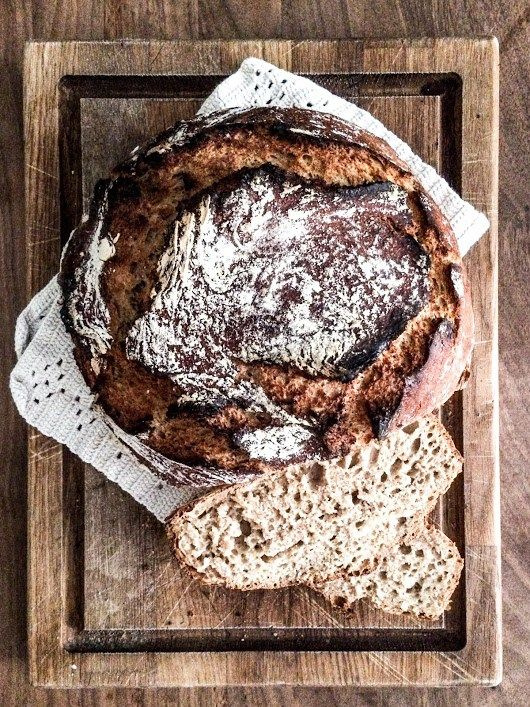 Verdens bedste brød - Mikkel Bækgaards Madblog