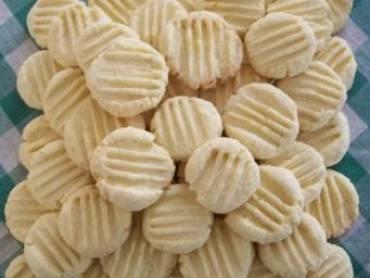Receita de Biscoito de Maizena - Tudo Gostoso