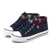 Women's Shoes Round Toe Low Heel Canvas Fashion S... – EUR € 29.99