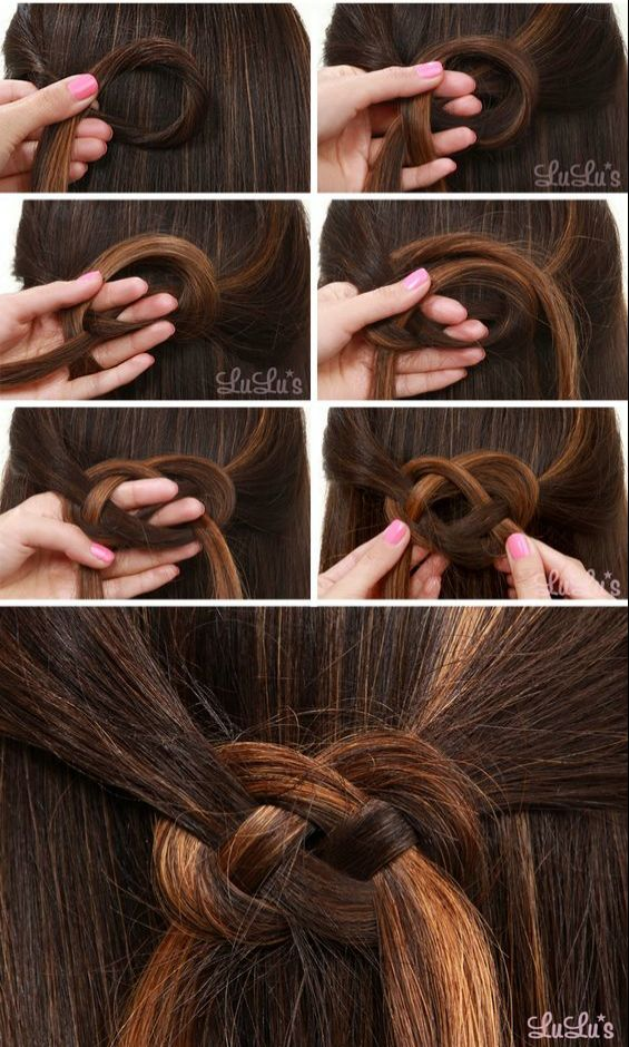 5 Penteados Em 5 Minutos Casual Hairstyle Pinterest Braids