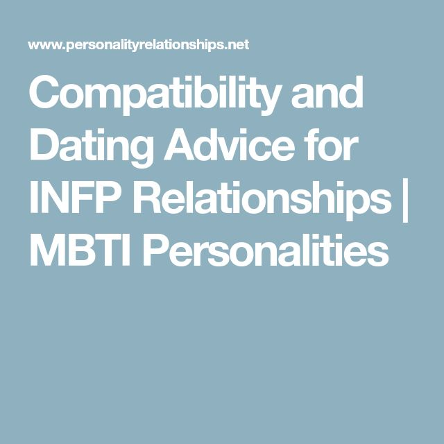 INFJ-INFP Relationships & Compatibility | Personality Junkie