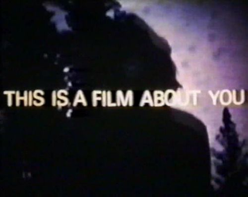 this is a film about you