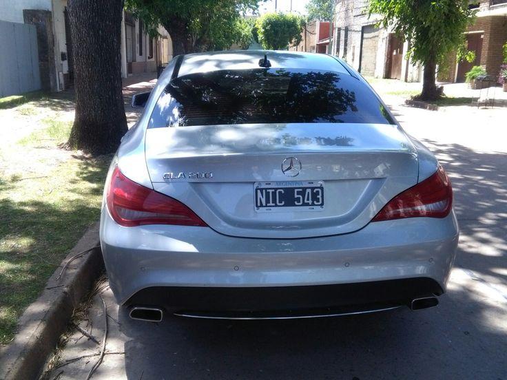 Mercedes clardo 200