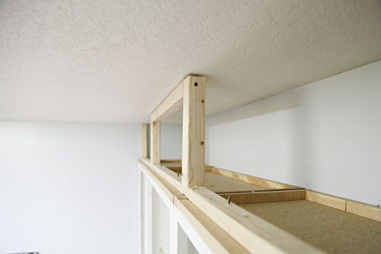 Best Extending Cabinets To Ceiling New House Pinterest 400 x 300