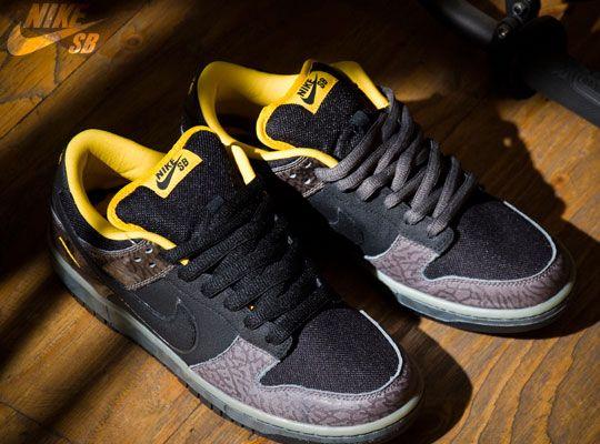 "Nike SB Dunk Low Premium ""Yellow Curb"""