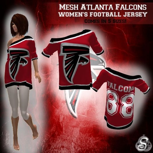 New atlanta falcons spirit jersey  supplier