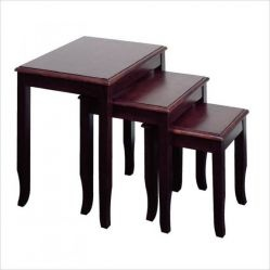 3-Piece Nesting Tables $102