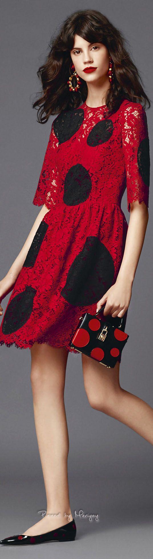 #Farbbberatung #Stilberatung #Farbenreich mit ♔Dolce & Gabbana.2015♔