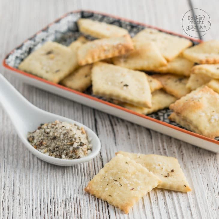 Cracker-Grundrezept