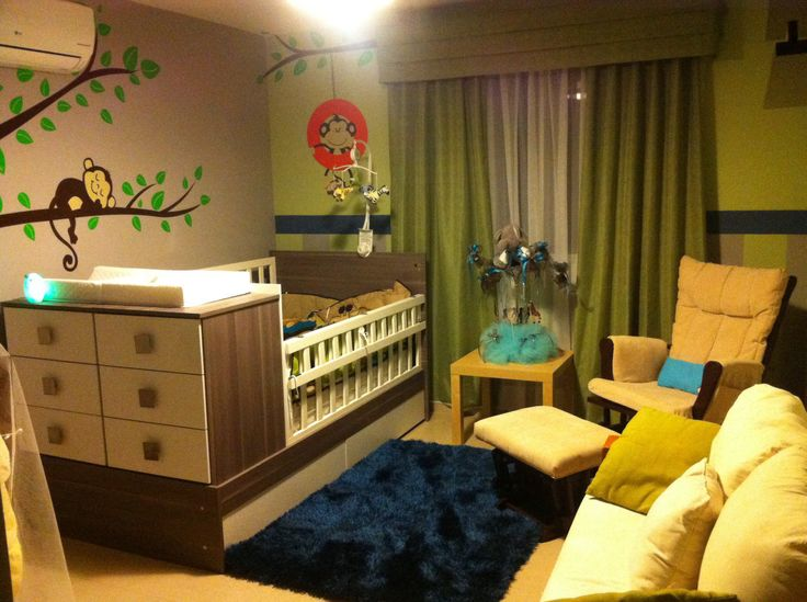 17 best images about decoraci n on pinterest child room - Decoracion para cuartos de bebes ...