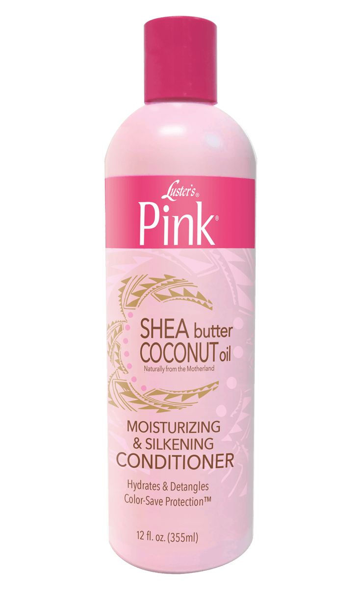 Pink Shea Butter Coconut Oil Moisturizing & Conditioner 12 Ounce