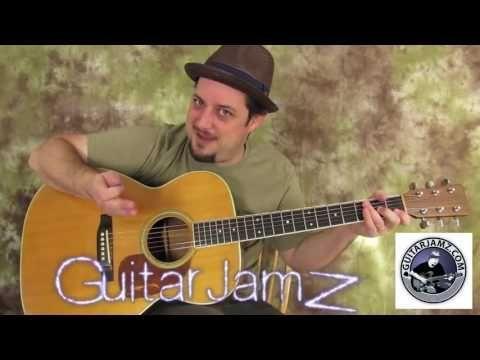 Bruno Mars - Grenade - How to Play on Guitar - Easy Beginner Acoustic Guitar Songs - YouTube