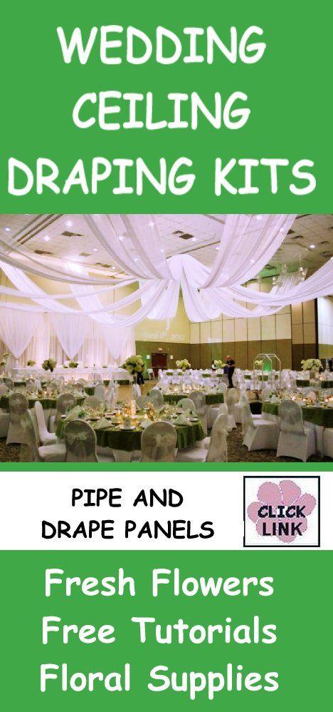 Wedding Flowers And Reception Ideas Wedding Ceiling Decor