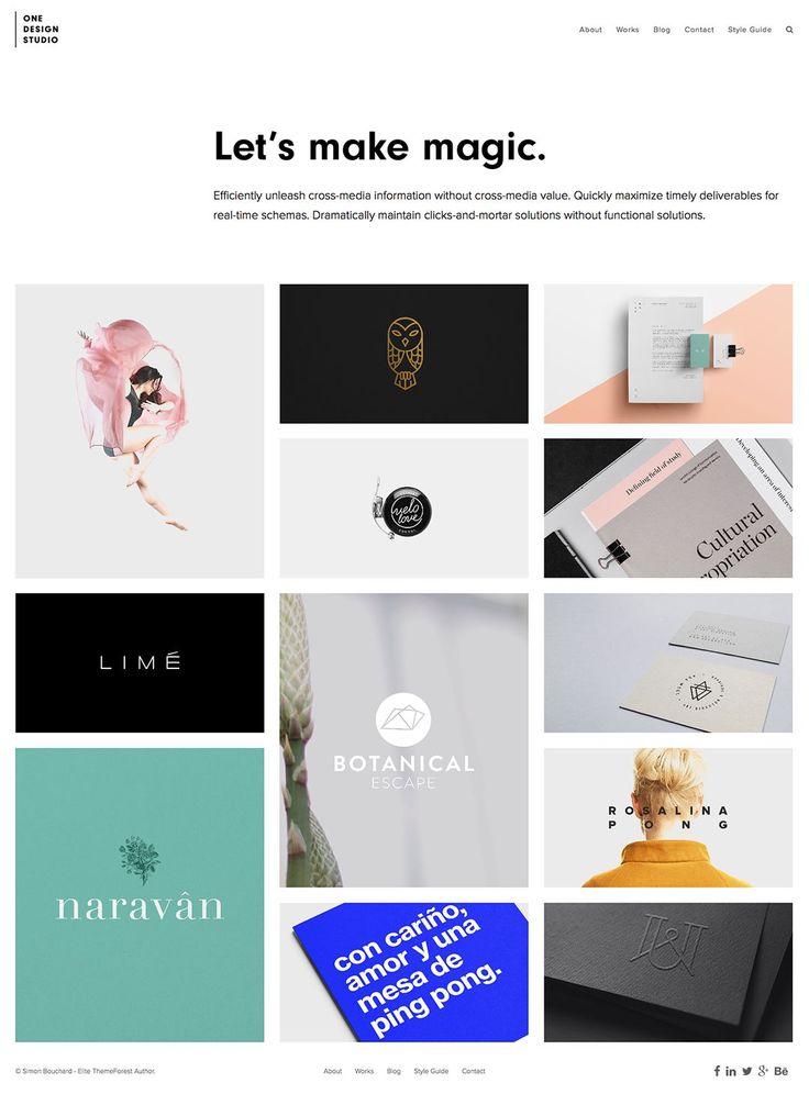 112 best Handpicked Themes  Templates images on Pinterest Premium