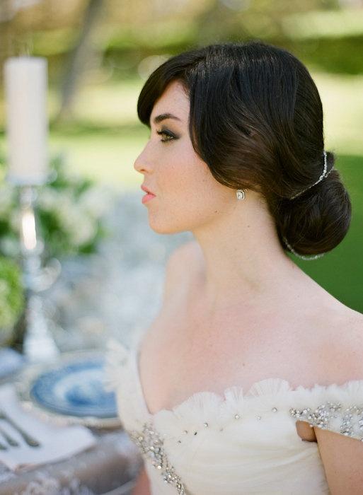 beautiful hair & makeup