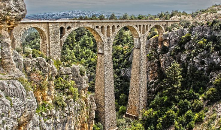 Varda köprüsü ( alman köprüsü )