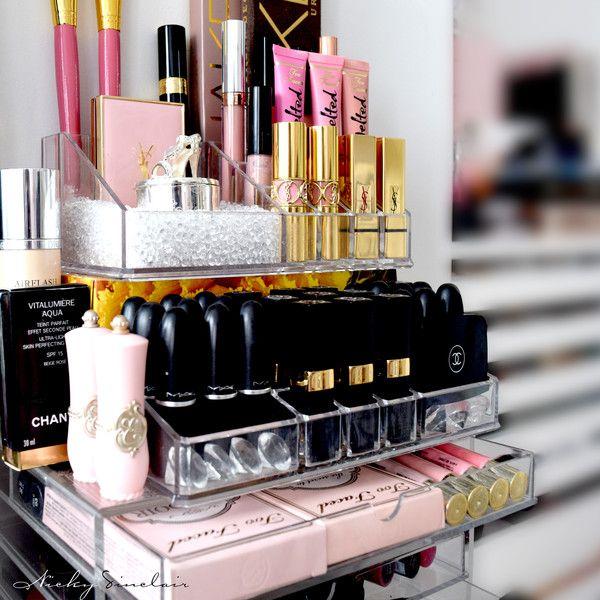 Best 25+ Acrylic makeup storage ideas on Pinterest   Makeup ...