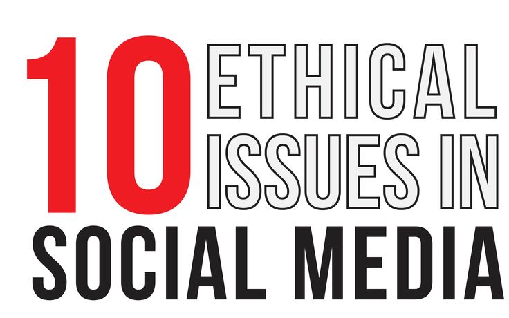 10 Ethical Issues in Social Media #CajigasSMLL