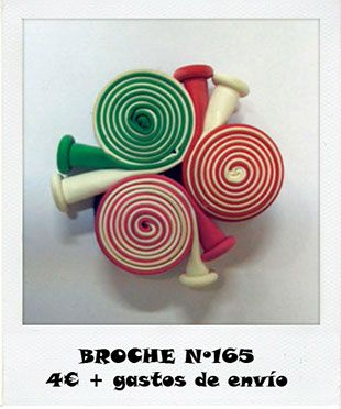 Broche de globos de Con Broches y a Lo Loco