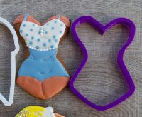 """Cookie cutter """"Swimsuit"""""""