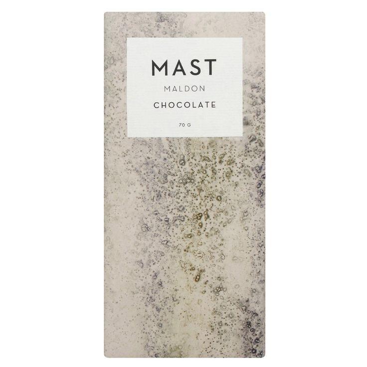 Salt wallpaper / Mast Brothers + Calico