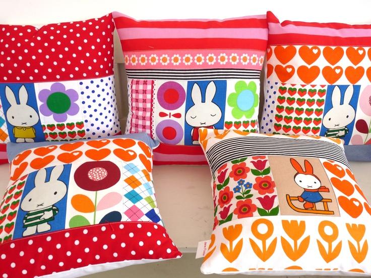 Que lindas almofadas para quarto de criança!