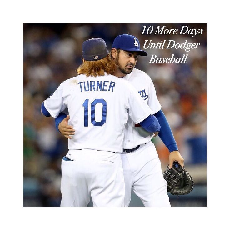 THINK BLUE: 10 More Days! Who's Ready?   Question Of The Day : What Will The Dodgers 2016 Record Be?  #Sports #Baseball #MLB #California #Cali #LosAngeles #LosAngelesCalifornia #Dodgers #DodgerStadium #LosAngelesDodgers #LAD #WeLoveLa #ItsTimeForDodgersBaseball #ITFDB #Blue #BreatheBlue #BleedBlue by dodgers_dugout