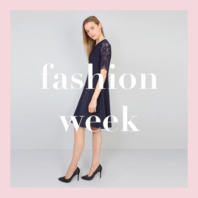 Fashion week begins 🌸🌿🌸20% off our frills and lace collection, today only! Online exclusive! #LoveCarraigDonn #DayOne